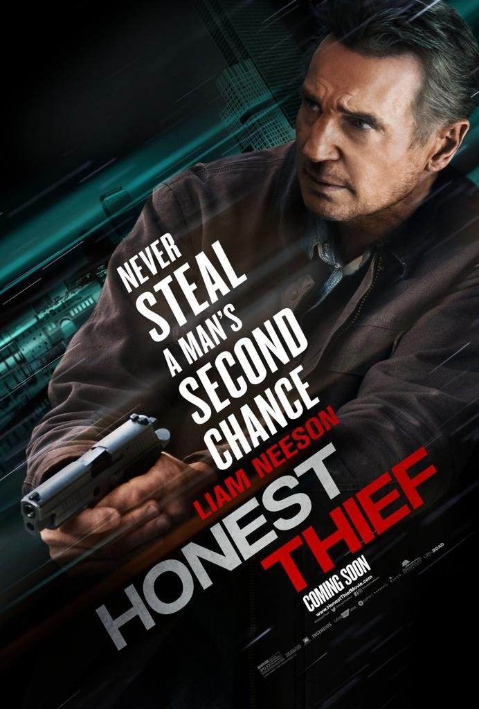إيغل فيلم تُوزِّع فيلم Honest Thief حصرياً في الشرق الأوسط